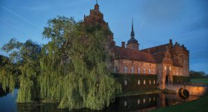 Holckenhavn Slot på Fyn