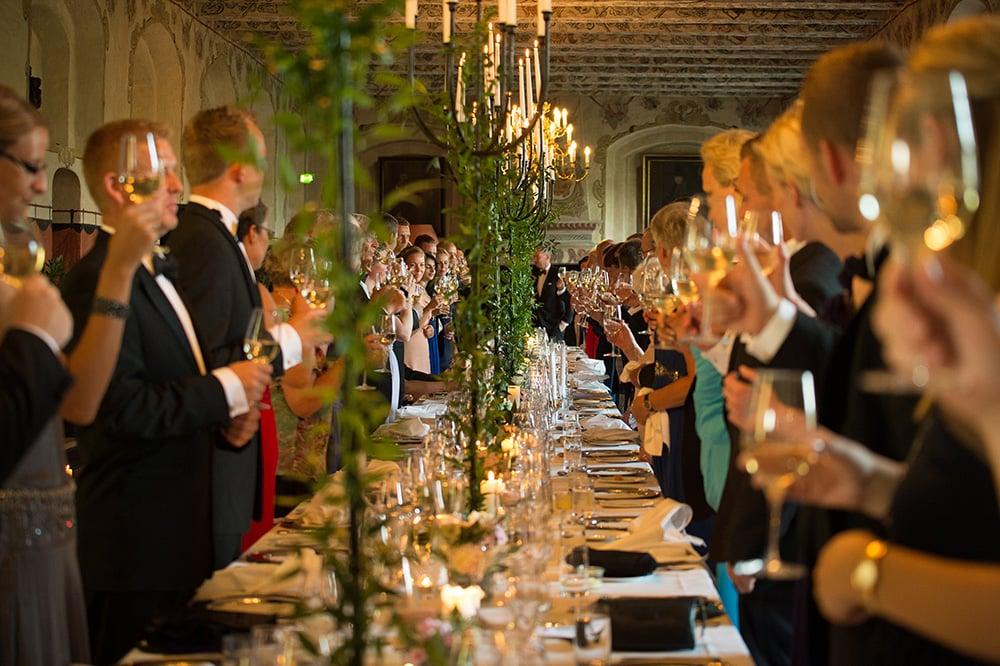 Bryllupsfest på Fyn - Holckenhavn Slot