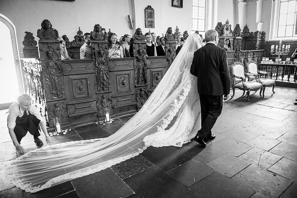 Bryllup på fyn - Holckenhavns slotskirke