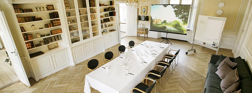 Konference-lokaler med forplejning på Fyn