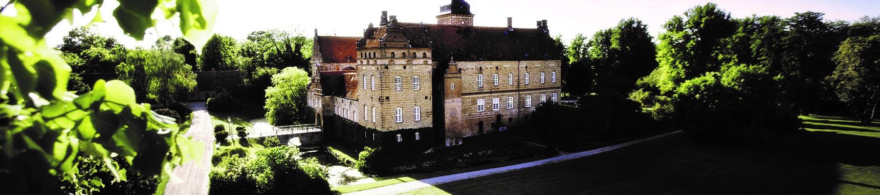 Konferencelokaler på Fyn. Hold konference på Holckenhavn Slot