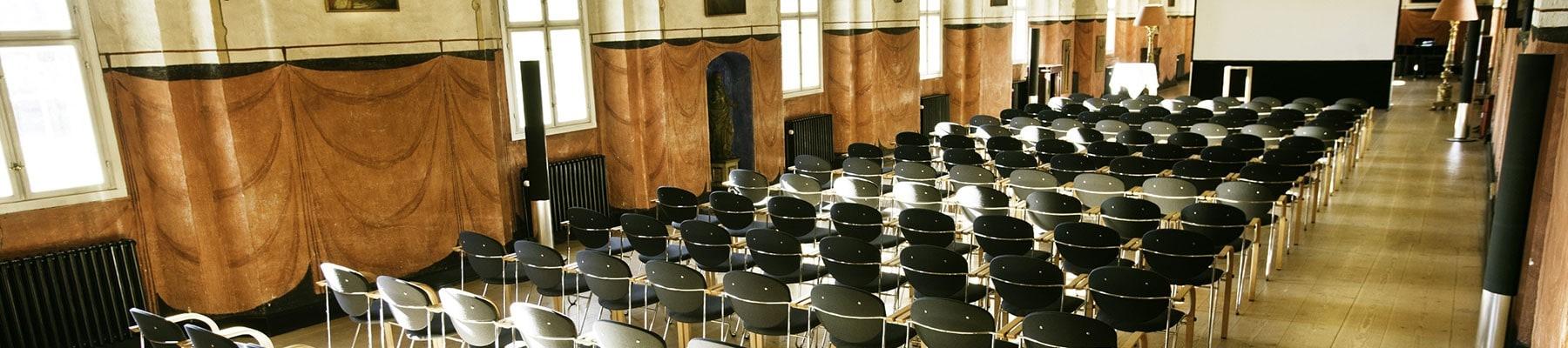Konferencelokaler i Nyborg