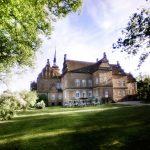 Holckenhavn Slot slotspark