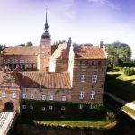 Bryllupslokaler Holckenhavn Slot på Fyn