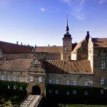 Slotsbryllup på Holckenhavn Slot