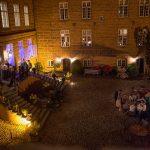 Bryllup på Holckenhavn Slot på Fyn