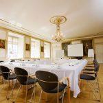 Konferencelokale på Holckenhavn Slot i Nyborg