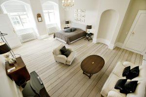 Hotelværelse til konferencegæster