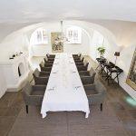 Mødelokale på Holckenhavn Slot på Fyn