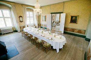 Konference - middag på Holckenhavn Slot