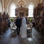 Vielse af brudepar på Holckenhavn