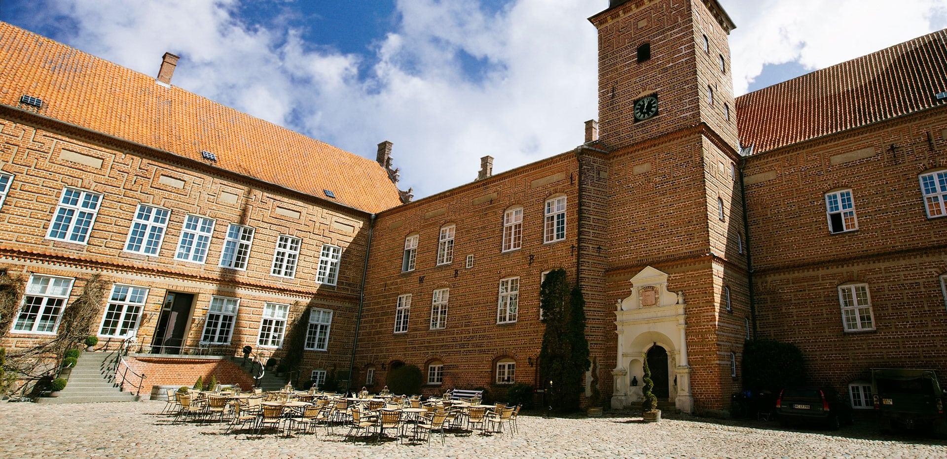 konference og moedelokaler paa Holckenhavn Slot