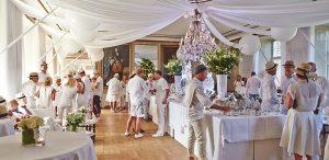 Holckenhavn Slot kan stå for din fest