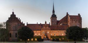 Holckenhavn Slot kan ligge rammerne om din fest