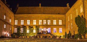 Hold firmafest på Holckenhavn Slot