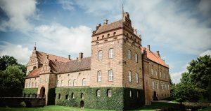Hold konference på Holckenhavn Slot