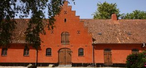 Ridestalden paa Holckenhavn Slot